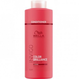 Wella Invigo Color Brilliance Conditioner (Dik Haar) 1000ml