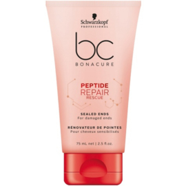 Schwarzkopf BC Peptide Repair Rescue - Sealed Ends 75ml