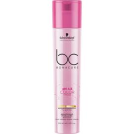 Schwarzkopf BC pH 4.5 Color Freeze - Gold Shimmer Micellar Shampoo 250ml
