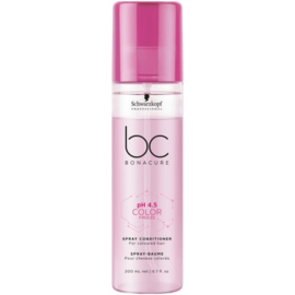 Schwarzkopf BC pH 4.5 Color Freeze - Spray Conditioner 200ml
