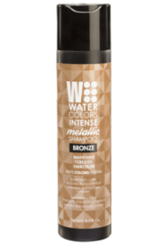 Tressa WaterColors Intense Metallic Shampoo Bronze 250ml