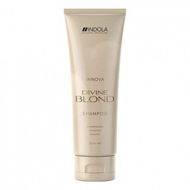 Indola Divine Blond Shampoo 250ml