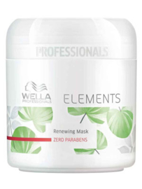 Wella Care Elements Masker 150ml