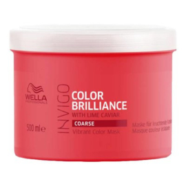 Wella Invigo Color Brilliance Mask (Dik Haar) 500ml