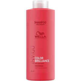Wella Invigo Color Brilliance Shampoo (Fijn / Normaal Haar) 1000ml