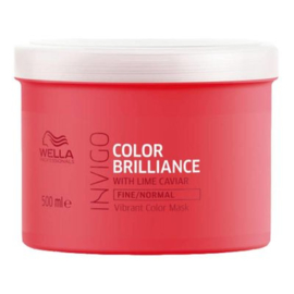 Wella Invigo Color Brilliance Mask (Fijn / Normaal Haar) 500ml