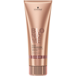 Schwarzkopf BLONDME - Tone Enhancing Bonding Shampoo 250ml
