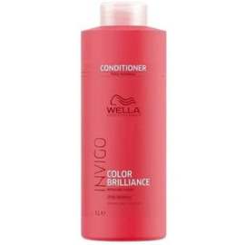 Wella Invigo Color Brilliance Conditioner (Fijn / Normaal Haar) 1000ml