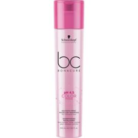 Schwarzkopf BC pH 4.5 Color Freeze - Sulfate-Free Micellar Shampoo 250ml