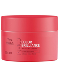 Wella Invigo Color Brilliance Mask (Fijn / Normaal Haar) 150ml