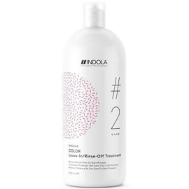 Indola Color Leave-In / Rinse-Off Treatment Mask 1500ml