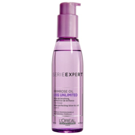 L`Oréal Liss Unlimited Shine Perfecting Blow-Dry Oil 125 ml