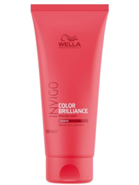 Wella Invigo Color Brilliance Conditioner (Dik Haar) 200ml
