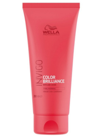Wella Invigo Color Brilliance Conditioner (Fijn / Normaal Haar) 200ml
