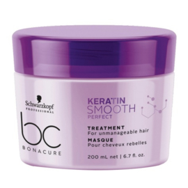 Schwarzkopf BC Keratin Smooth Perfect - Treatment 200ml