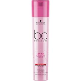 Schwarzkopf BC pH 4.5 Color Freeze - Vibrant Red Micellar Shampoo 250ml