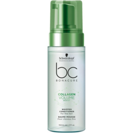 Schwarzkopf BC Collagen Volume Boost - Whipped Conditioner 150ml