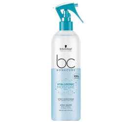 Schwarzkopf BC Hyaluronic Moisture Kick - Spray Conditioner 400ml