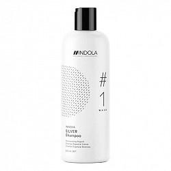 Indola Silver Shampoo 300ml