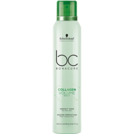 Schwarzkopf BC Collagen Volume Boost - Perfect Foam 200ml