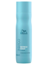 Wella Invigo Balance Refresh Wash Revitalizing Shampoo 250ml