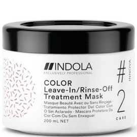 Indola Color Leave-In / Rinse-Off Treatment Mask 200ml