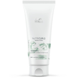 Wella NutriCurls Conditioner For Waves & Curls 200ml
