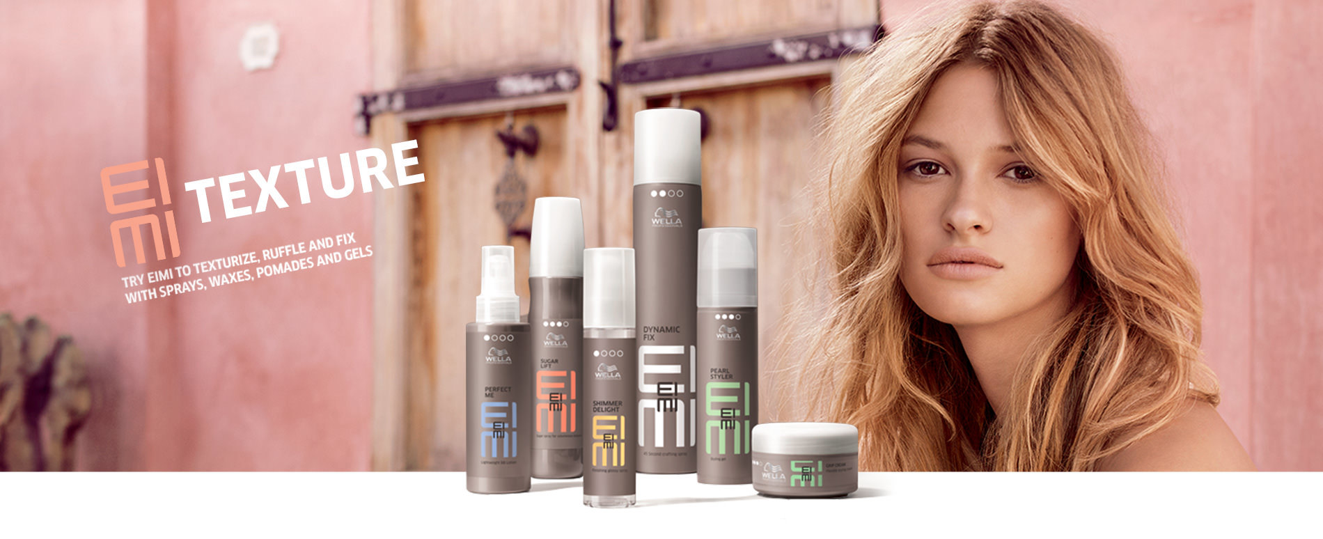 wella texure product