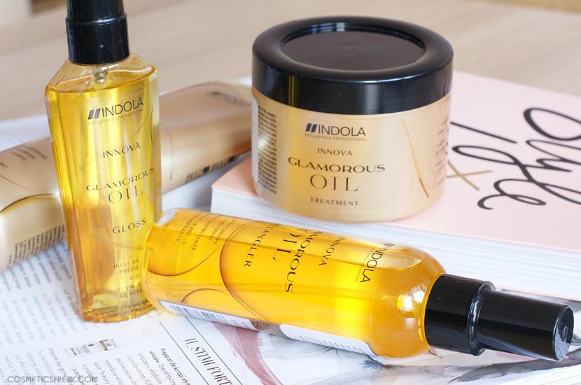 indola glamorous oil