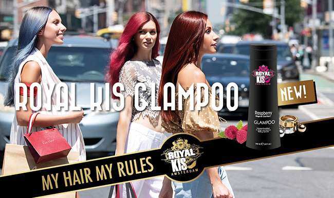 Royal KIS Glampoo ColorWash
