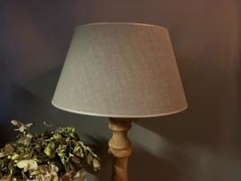 Lampenkap Ø50 cm grijs
