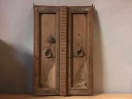 oude houten paneel/deur