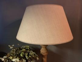 Lampenkap Ø55 cm taupe