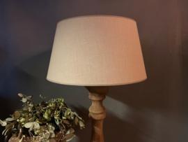 Lampenkap Ø45 cm taupe