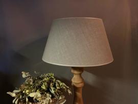 Lampenkap Ø40 cm grijs