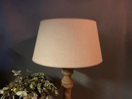 Lampenkap Ø50 cm taupe