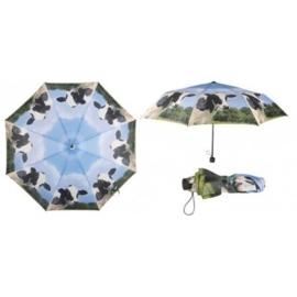 Opvouwbare paraplu koe