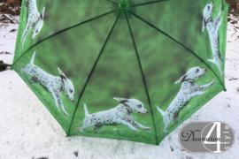 Dalmatier Puppy Kinderparaplu