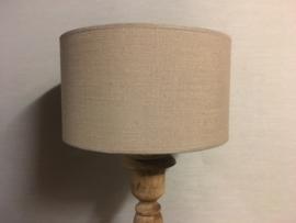 Cilinder Lampenkap Ø30 cm taup