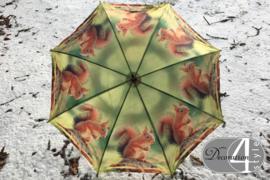 Eekhoorn Paraplu