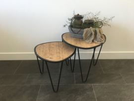 Prachtige set tafels