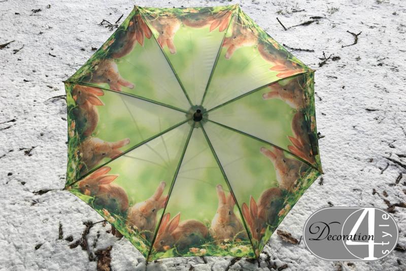 Konijnen Paraplu