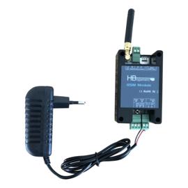 HB GSM module met App