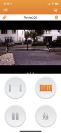 Easyswing TR SmartControl WiFi poortopener