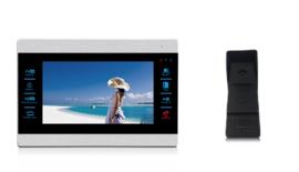 HB-7 Intercom met draad (7'' inch monitor en AHD camera)