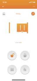 Schuifhekopener B-Track 800 SmartControl WiFi