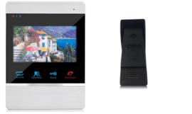 HB-4.3 Intercom met draad (4.3'' inch monitor en AHD camera)