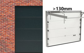 Laaginbouw >13cm ProLine Sectionaalpoort