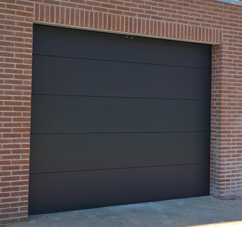 Garagepoort sectionaal B2500 x H2000