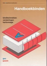 Handboekbinden - L. van Dijk en H.Relleke